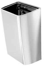 Intra Sanitet Millinox affaldsbeholder MXA5 58 liter