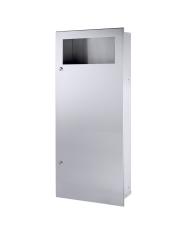 Intra Juvel Sanitet Easy 9474 affald 45,4 liter indbygning