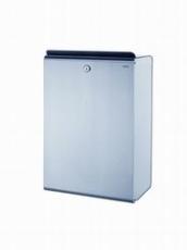 Intra Juvel Sanitet Icon affaldsbeholder 27/12 liter med låg