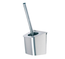 Intra Sanitet Millinox toiletbørsteholder og børste mxtb