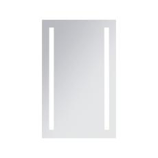 Ifö Option spejl med belysning OSB 40