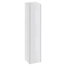 Ifö Sense højskab højglans hvid SHS 36