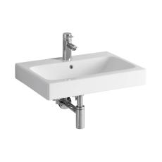 Ifö Icon håndvask 600 x 485 mm hvid til bolte eller underska