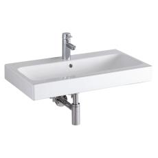 Ifö Icon håndvask 750 x 485 mm hvid til bolte eller underska