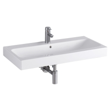 Ifö Icon håndvask 900 x 485 mm hvid til bolte eller underska