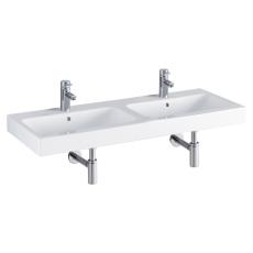 Ifö Icon håndvask 1200 x 485 mm hvid til bolte eller undersk