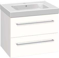 Dansani Luna Møbelsæt 48x61x45 cm m/Menuet vask hvid hgl.