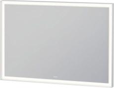 L-Cube spejl med LED lys 1000x700mm, dimmerfunktion