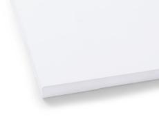 Bordplade 120x45 Blanco Zeus Extreme højre
