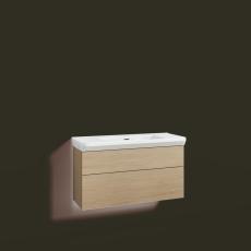 Forma underskab 100x35 lys eg 2 skuffer Box ONE