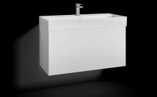 Forma underskab 100x45 hvid 1 skuffe Box One+