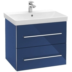 V&B A890 Avento vaskeskab Crystal Blue