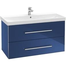 V&B A891 Avento vaskeskab Crystal Blue