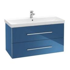 V&B A892 Avento vaskeskab Crystal Blue