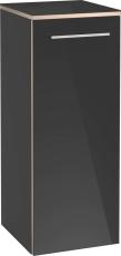 V&B A895 Avento sideskab Venstre Crystal Grey