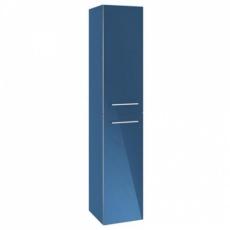 V&B A894 Avento højskab Venstre Crystal Blue