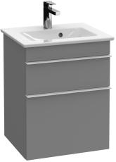 V&B A923 Venticello vaskeskab Glass Grey