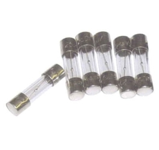 Finsikring Flink 6,3x32 mm 6,30A