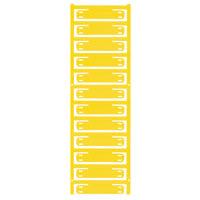 Ledning-/Kabelmærke SFX 11/60 Gul U.Print