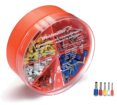 Tyllebox Isolerede AEH-Box 0,5-2,5 mm² (W)