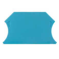 Endeplade WAP 2,5-10 blå
