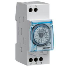 Kontaktur analog uge 16A 1 skifte 230V EH271