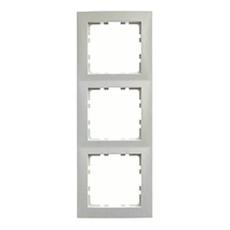 Berker Ramme 3 modul S.1 hvid