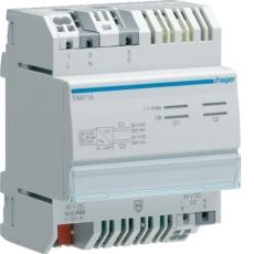 KNX Strømforsyning 320mA + 24V DC 640mA