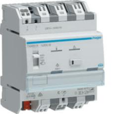 KNX lysdæmper universal 1 kanal 300W easy