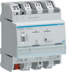 KNX lysdæmper universal 1 kanal 600W easy