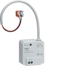 Hager KNX Udgangsmodul til dåse 1-kanal 10A TXB601B
