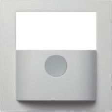 KNX afdækning for bevægelsessensor s./b., hvid mat