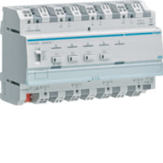 KNX lysdæmper universal 4 kanal, rmd, kombinerbar