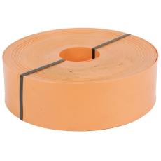 Kabeldæk 100 mm x 1,8 mm x 50 m, orange, antenne