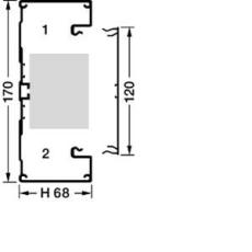 Kanalbund BRA 70172/1 N