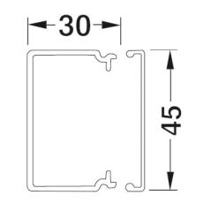 Kabelkanal LFH 30045 PH Kompl.