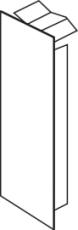 Endestykke til LF 40110 M5413 PG