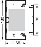 KANALBUND BR 70130/1 PG