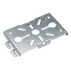 Dåseplade Til Gitterbakke 100x182 Zinc+