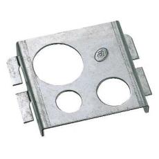 Vægbeslag For Forskruning M20-25-32 Zinc+