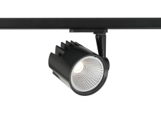 Spot Beacon Minor II 3000K, 886 lumen, 44°, 1F, sort