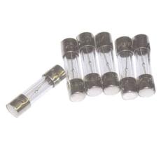Finsikring Træg 5x20 mm 10,0A