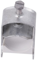 Aflastningsbøjle 42-46 mm med modlæg (pakke á 20 stk)