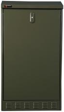 Multifunktionsskab MCL 63 grøn, teardrop