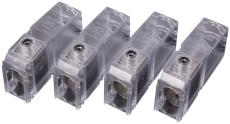 Kabelklemmesæt OC 25-95 DIN 00 (4 stk)