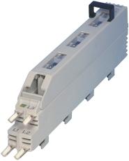 Sikringsliste DIN 00 uden klemme (16-35 mm²) 595940