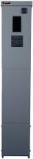Målerstander med rude KSMÅ 481210 for stikben grå