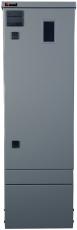 Kombinationsskab KSMÅ 542110 med rude grå KL.II