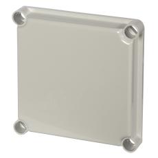 Dæksel EKH30-G 190x190x30 mm grå