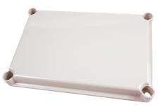 Dæksel EKJ30-G 280x190x30 mm grå
